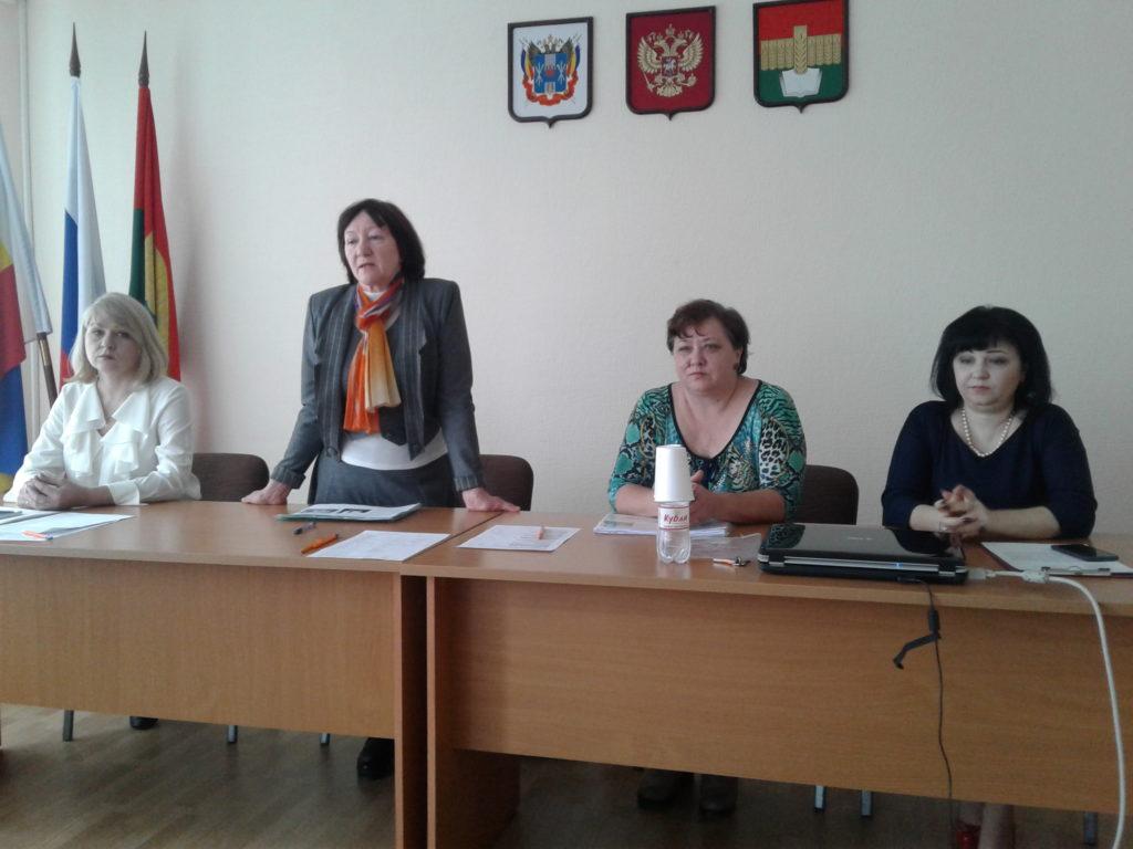 ШПР в Зерноградском районе