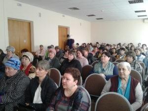 Встреча с замещающими семьями в Зерноградском районе