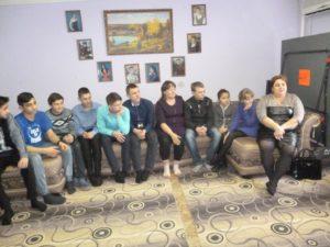 """Заседание ДРК """"За руку с семьей"""" февраль 2019"""