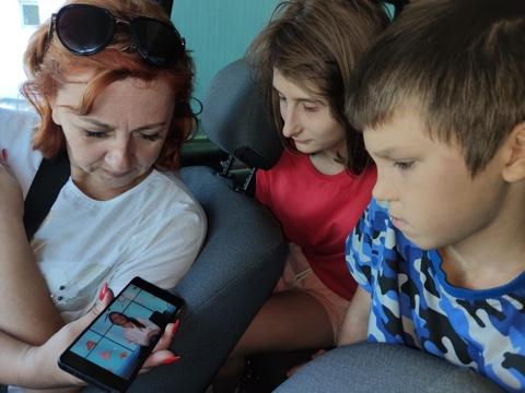 Ребята из замещающих семей приняли участие в акции «Вперед к знаниям!»